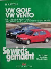 VW GOLF 3 III 1991-97 Golf