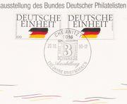 Erinnerungsblatt Chemnitz 1990
