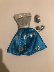 Barbie Kleid mit Schuhen NEU