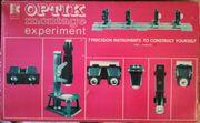 Experimentierbaukasten Optik