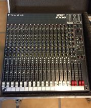 Soundcraft Spirit FX 16 Mischpult