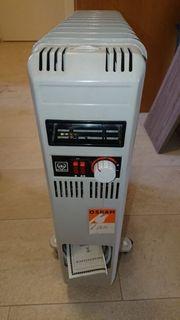 Elektro-Öl Radiator