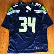 Seattle Seahawks Nike NFL Trikot