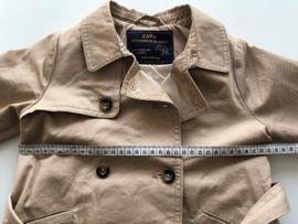 Zara Mädchen Mantel Gr 104: Kleinanzeigen aus Velbert - Rubrik Kinderbekleidung