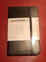 Leuchtturm 1917 Notizbuch A6 liniert