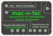 Reparaturen von Smartphones Computer im