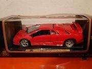 Lamborghini Modellauto 1 18 Sammler