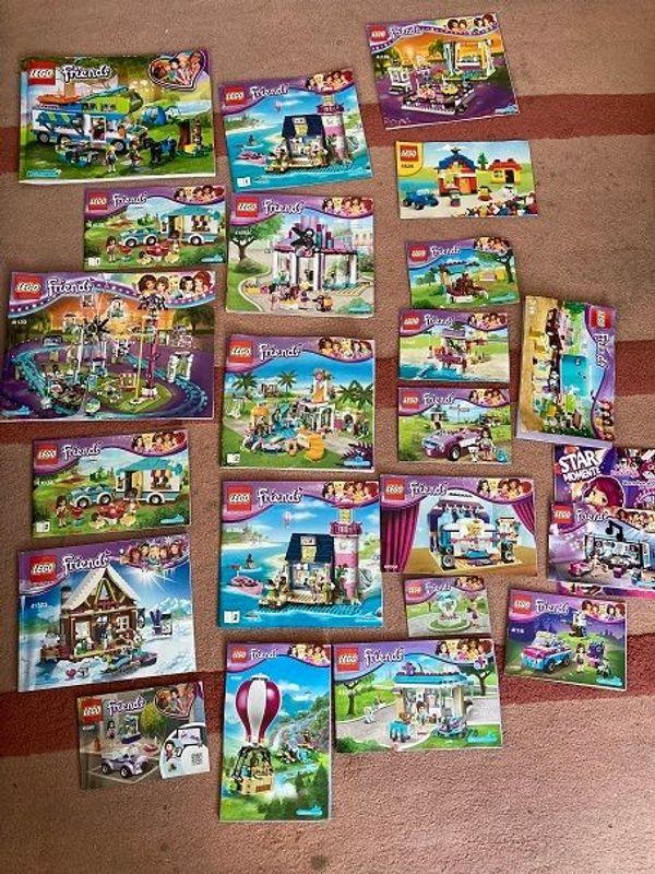 LEGO Friends 19 Sets LEGO