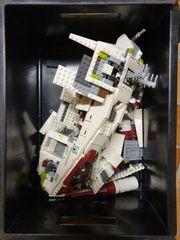 Teile LEGO Raumschiff Star Wars