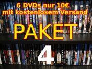 DVD Filme Sammlung Kinofilme 6 DVDs