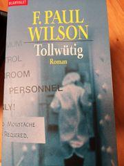 Tollwütig von F Paul Wilson -