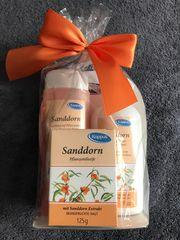 Kappus Sanddorn Geschenk Set Duschgel