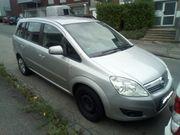 Opel Zafira 1 6 CNG