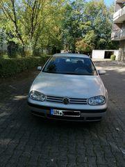 Verkaufe hier mein VW Golf