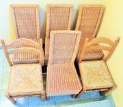 6 Stühle bester Zustand 4
