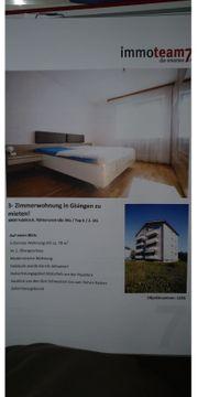Dreizimmerwohnung in Feldkirch Gisingen