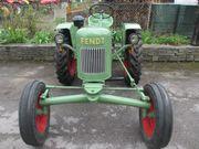 Fendt Dieselross F12-HLA Traktor