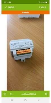 Homematic switch actuator 2- chanel