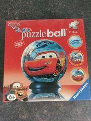 Junior Puzzleball - Cars - 96 Teile -