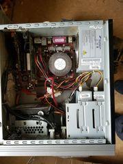 PC Rechner 2x ohne Festplatte