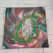 Acryl Bilder Unikat von M