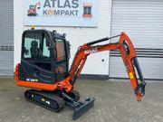 Minibagger Neu Atlas 20F mit