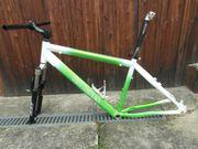 26 MTB Fahrradrahmen Set mit
