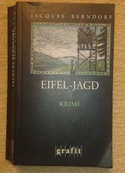 Eifel-Jagd - Jacques Berndorf - Krimi