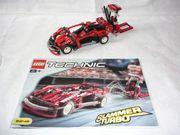 8242 Lego Technik Slammer Turbo
