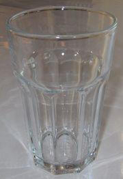 10 Stück Trinkgläser IKEA Glas