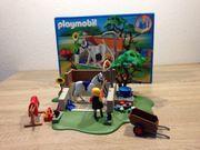 Playmobil Pferdewaschanlage