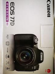 Canon Eos 77d Kit mit