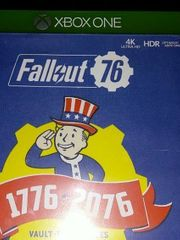 xBox One Spiel Fallout 76