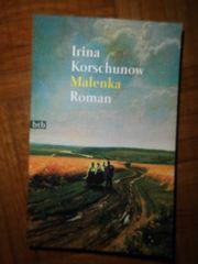 Buch Roman Irina Korschunow Malenka