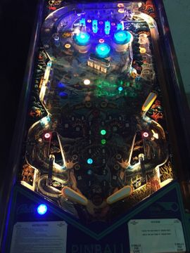 Spiele, Automaten - Bally Fathom Flipper Flipperautomat