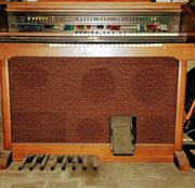 Heimorgel Harmonium Lowrey Holiday with