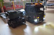 Tamiya Scania Militär Gespann 1