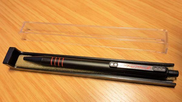 Kugelschreiber Diplomat Alfred Mank Geschenk