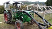 Deutz Traktor D4005 EZ 1966