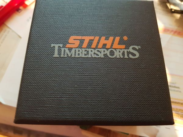 Armbanduhr Stihl Timbersports