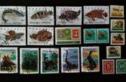 Briefmarken Tanzania