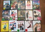 Verschiedene DVDs