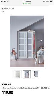 Ikea Kleiderschrank Kvikne