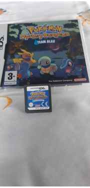 Pokemon Mystery Dungeon Team Blau