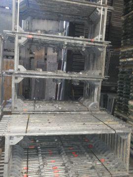 Bild 4 - 290 m² gebrauchtes Gerüst Layher - Markranstädt