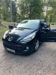 Peugeot zu verkaufen 207 cc
