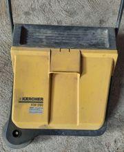 Kehrmaschine Kärcher KM550