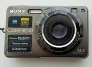 Sony Cyber-Shot Digitalkamera