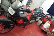Honda CB600F Bastler