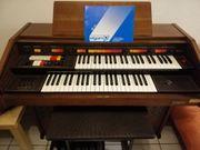 Elektronische Orgel elgam a130 Klavier